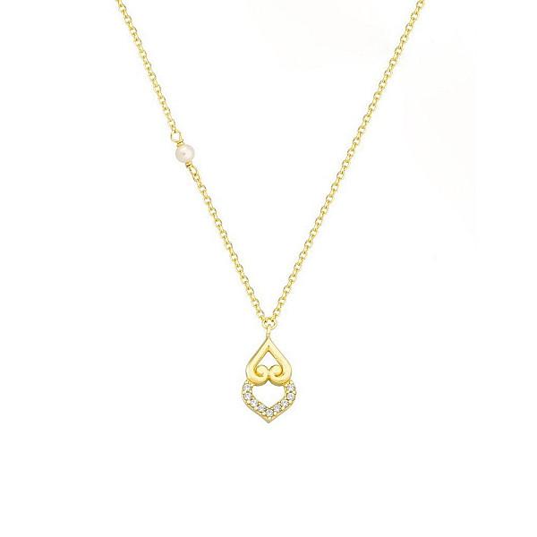 Zlatý náhrdelník 1279z