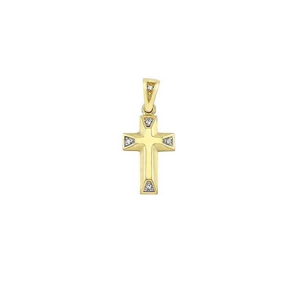 Zlatý prívesok SW339-358z