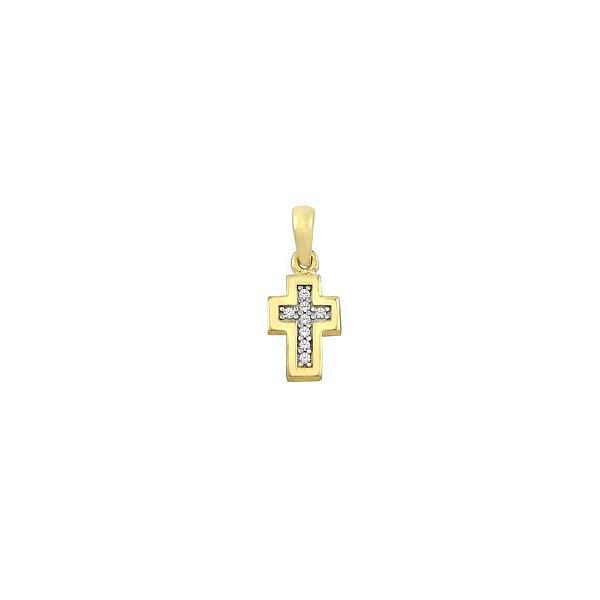 Zlatý prívesok SW339-376z