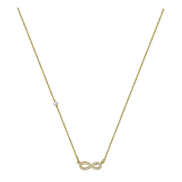 Zlatý náhrdelník 0695z