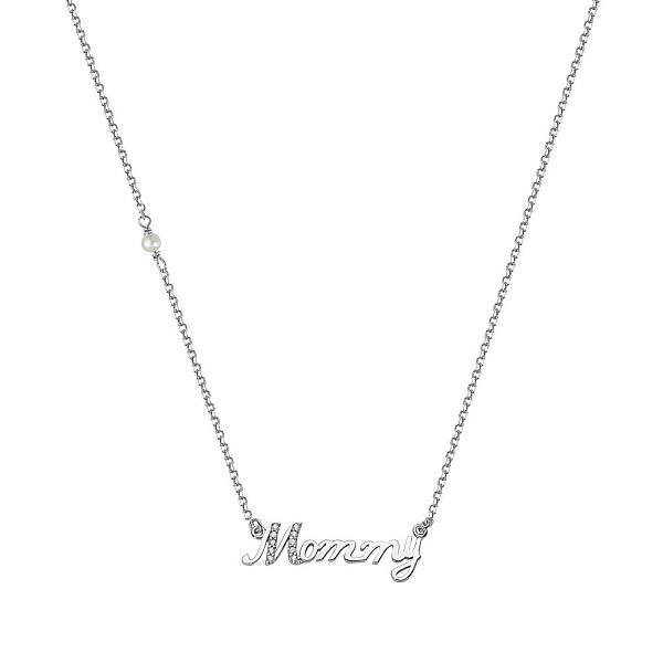 Zlatý náhrdelník 1025 Mommy