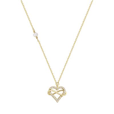 Zlatý náhrdelník 1810z