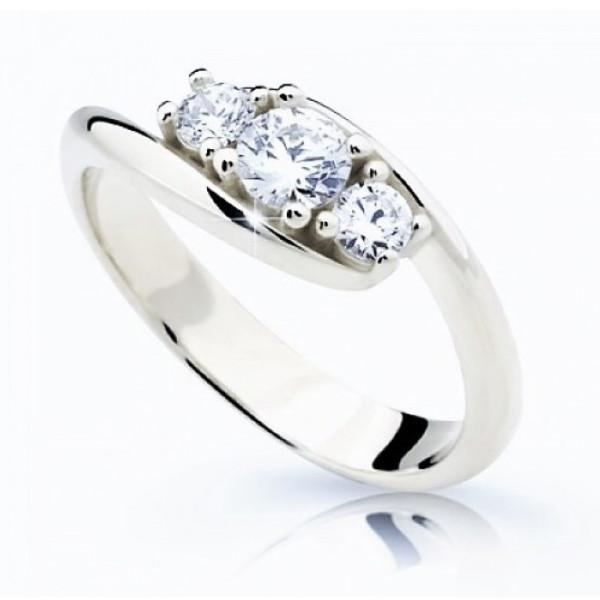 Dámske zlaté prstene